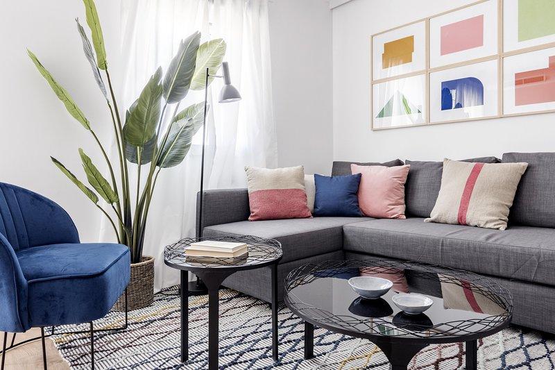 Olala Style Apartment 7.3, location de vacances à Vaciamadrid