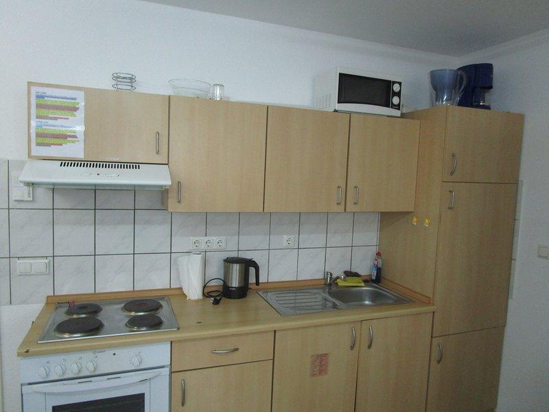 Wohnung für 4 Personen, vacation rental in Kerpen