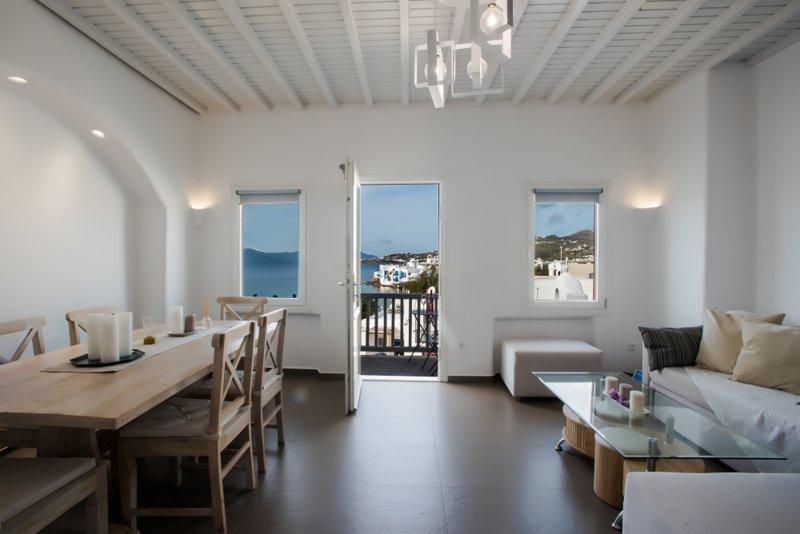 Seablue Venice House 3, casa vacanza a Agios Sostis
