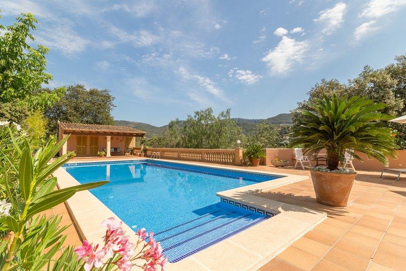 Aire Can Pieres, Finca 5StarsHome Mallorca, location de vacances à Estellencs