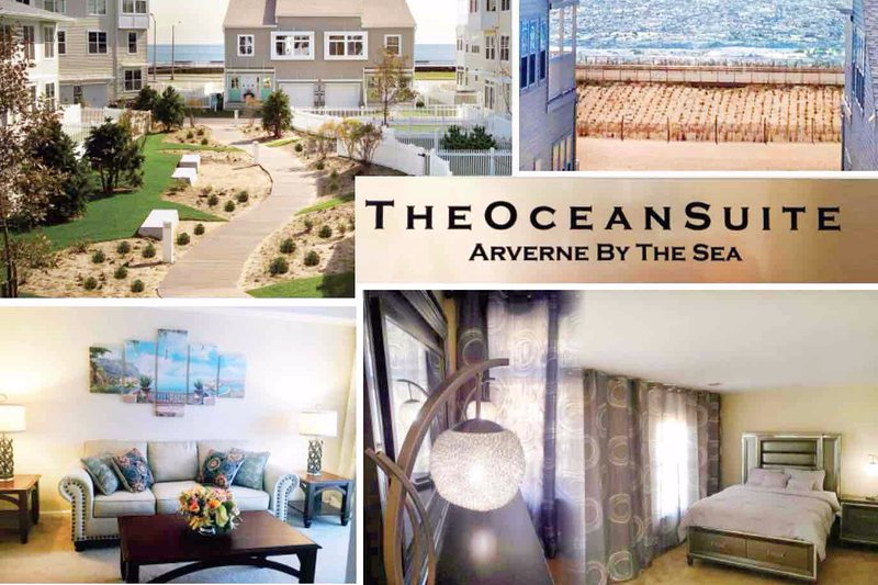Luxury Oceanfront 2 bedroom Suite in Arverne, New York City, casa vacanza a Queens