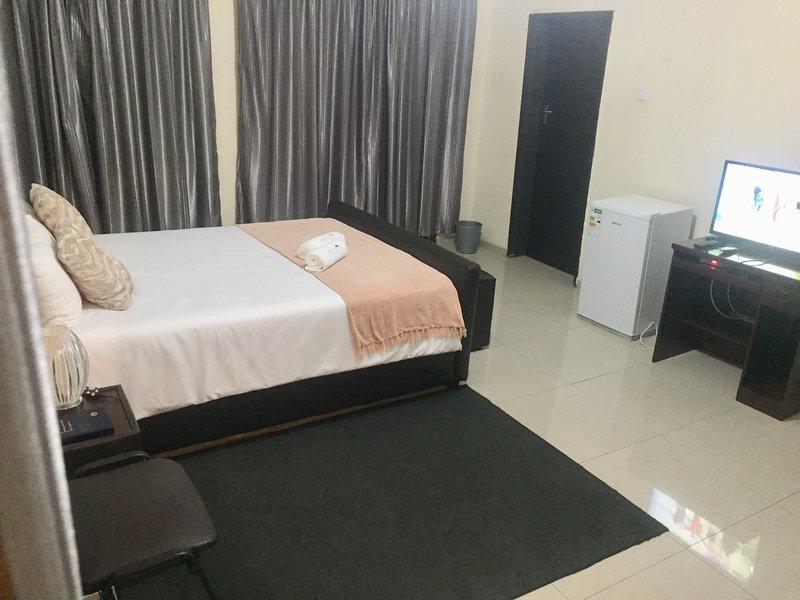 Neat room with a view, alquiler de vacaciones en Lusaka Province