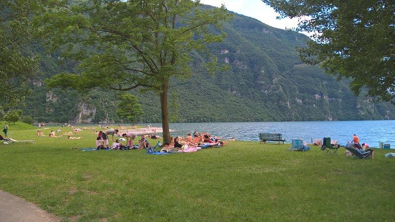 Casa Vacanze 'Cimarolli' sul Logo D'Idro - Baitoni - Bondone, location de vacances à Vesta
