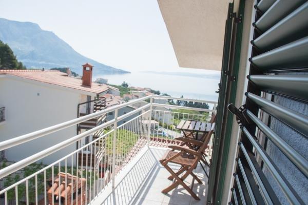 Sweet one bedroom apartment in Duce near Omis VII, location de vacances à Duce