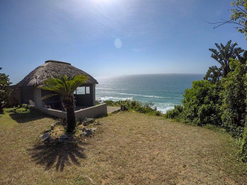 Hilltop Hideaway, vacation rental in Umdloti
