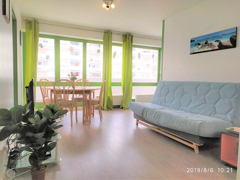 EU2 - Appartement moderne et tout confort (41 m²), casa vacanza a Nieul sur Mer