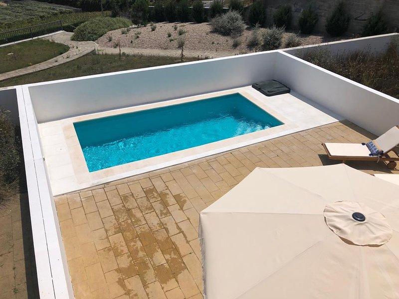 Villa Lina à 2kms des plages d'Areia Branca, location de vacances à Lourinha