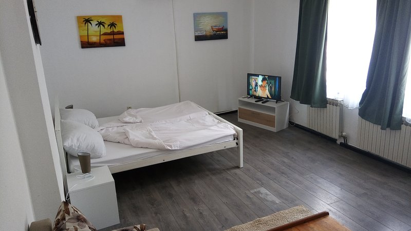 Sala de estar / área de dormir
