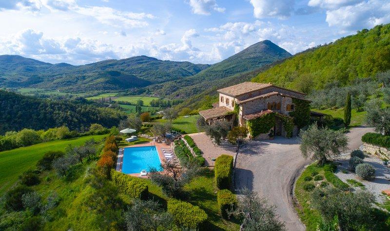 Casale degli Olivi, Ferienwohnung in Perugia