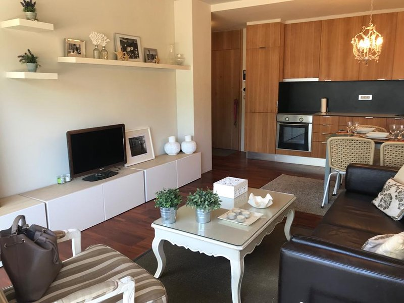 Apartamento de lujo con vistas al mar, vacation rental in Illa de Arousa