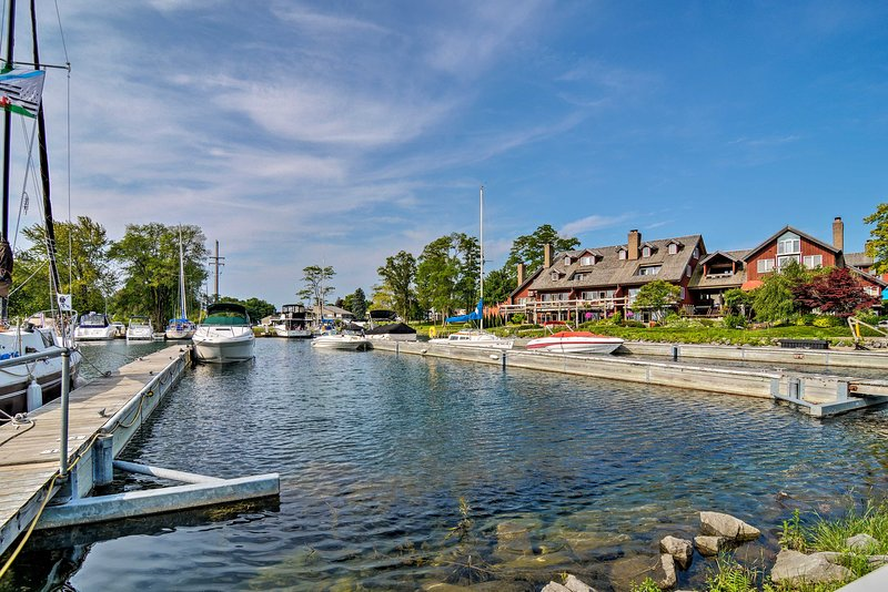 Experience Pure Michigan beauty from this vacation rental!