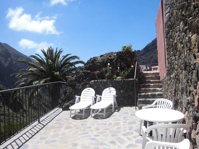 Beautiful house with pool access, casa vacanza a Los Carrizales