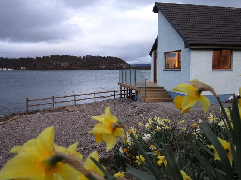 Stunning Island Property, vacation rental in Strontian