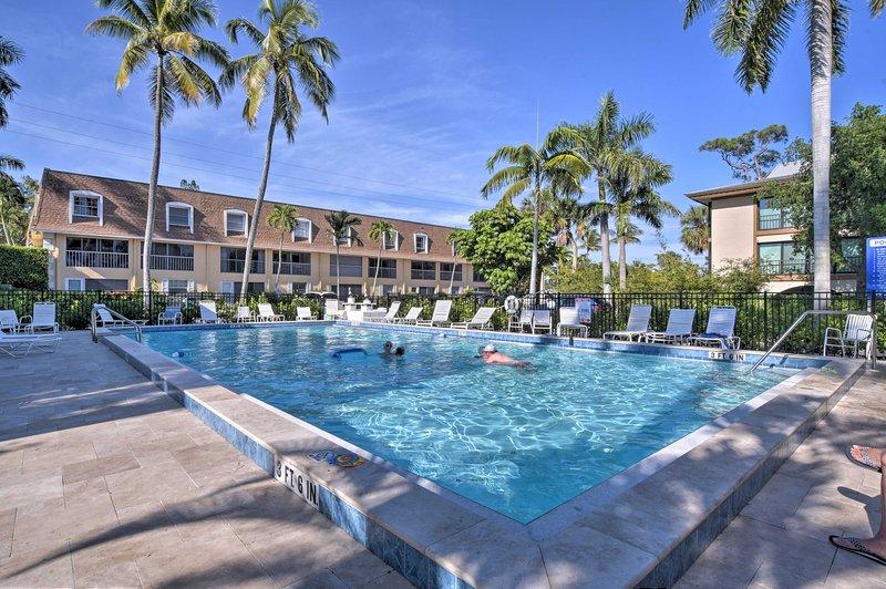 Immergiti nel tuo prossimo ritiro della Florida quando soggiornerete in questo appartamento con 2 letti e 2 bagni!