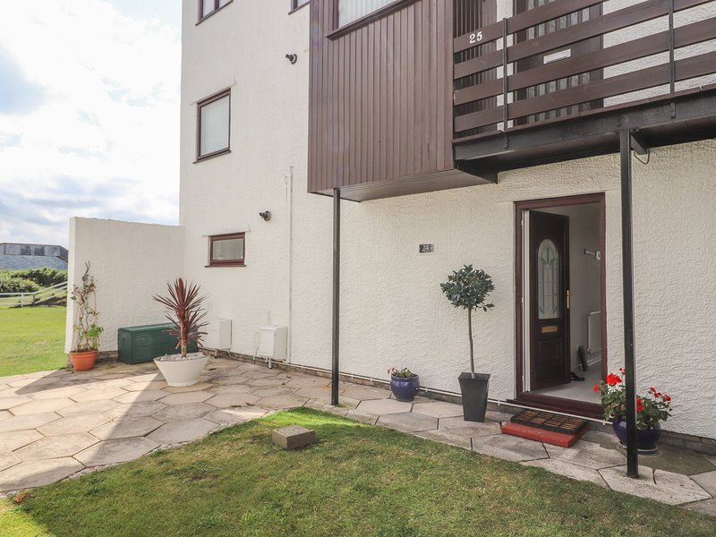 Sunset Sands, Deganwy, holiday rental in Deganwy