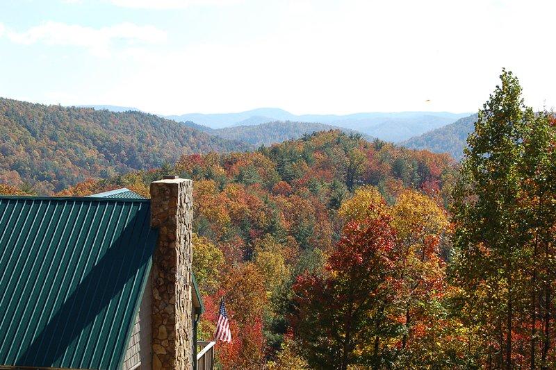 Runaway to Dear Run - Buck Mountain, vacation rental in Moravian Falls