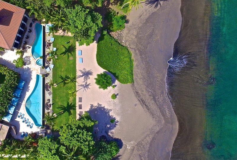 Beach club privato Pacifico