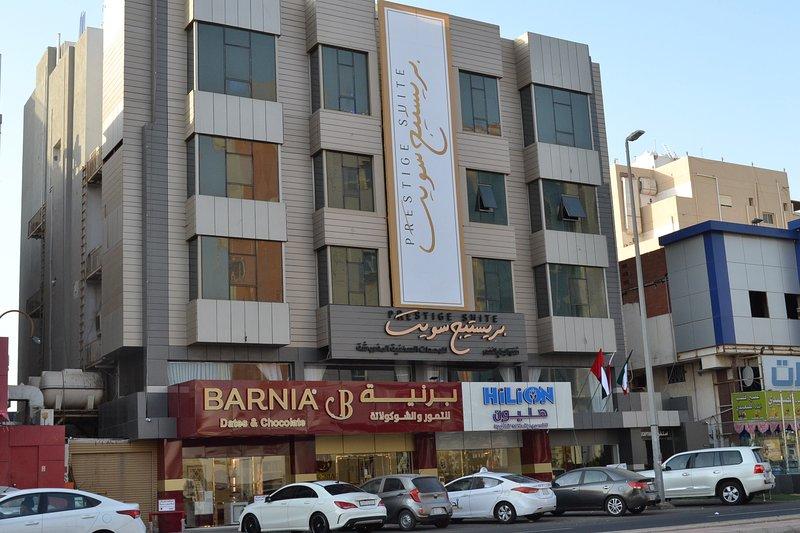 Prestige Suite برستيج سويت, alquiler de vacaciones en Makkah Province