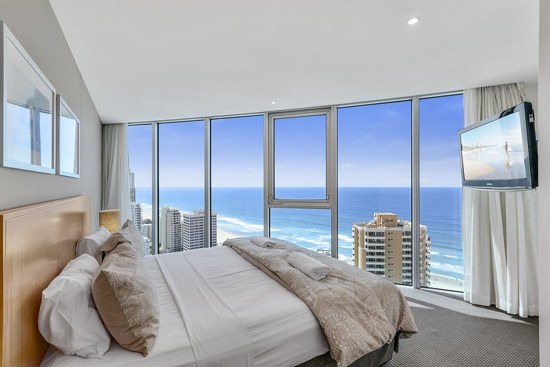 GCHR Orchid Residences Apt 22603 - 2 BR Level 26 (1K+1D), location de vacances à Surfers Paradise