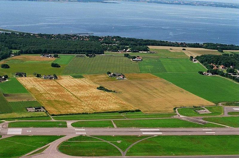 Sweden Ängelholm Skälderviken Valhall farm pitch and camping