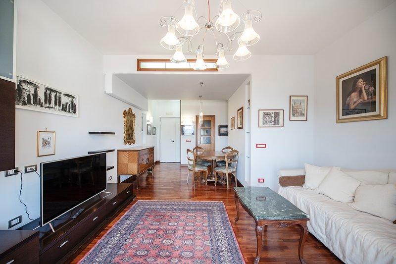 Appartamento Vista Mare a Napoli, holiday rental in Fuorigrotta