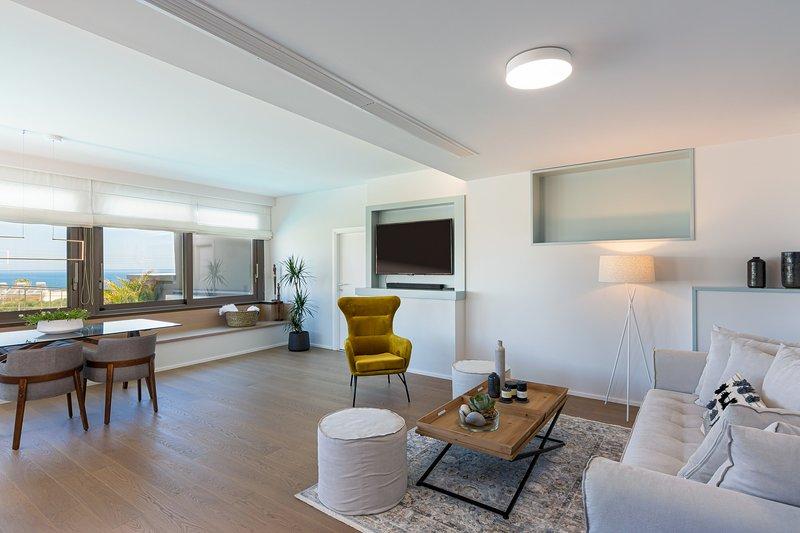 Divine - 1 Bedroom Sea View Villa with Private Pool | Onira Suite Dreams Crete, holiday rental in Anissaras