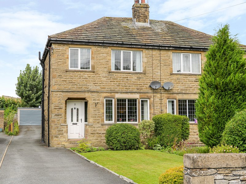 2 Ings Avenue, Settle, holiday rental in Wigglesworth