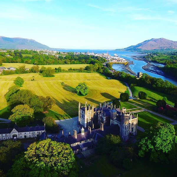 Number 6 Narrow Water Castle, holiday rental in Meigh