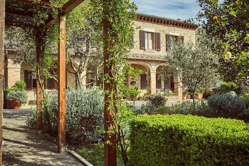 B&B Daria Monticchiello, vacation rental in Pienza