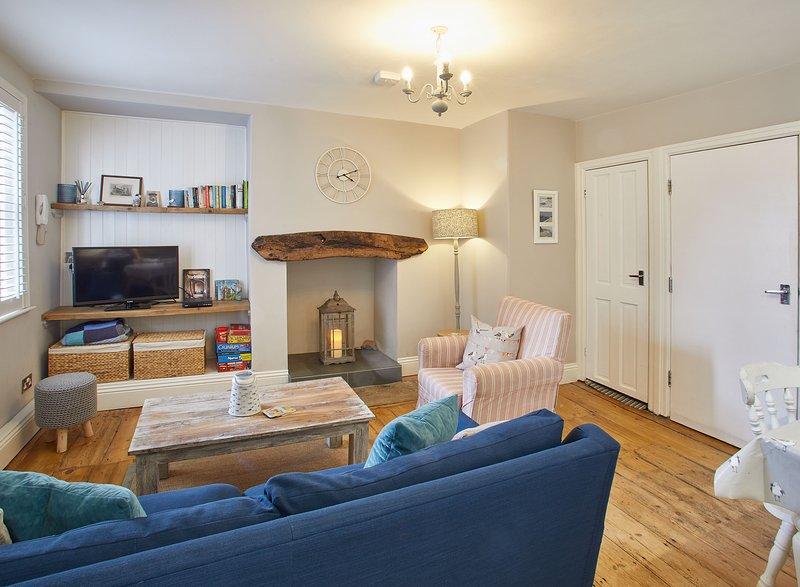 Open Plan Living - The Gull's Nest, Whitby
