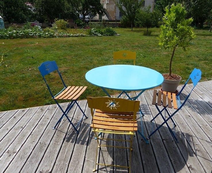Chambre d'hôte à proximité de Besançon, holiday rental in Trepot