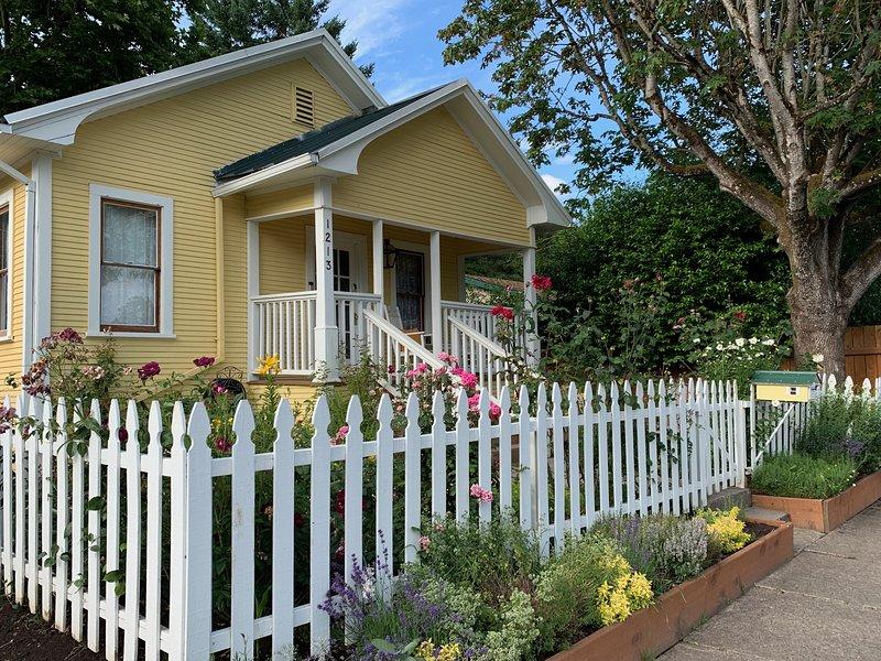 The Valley Wine Cottage - A Luxury Vacation Rental in the Willamette Valley, alquiler de vacaciones en Sherwood