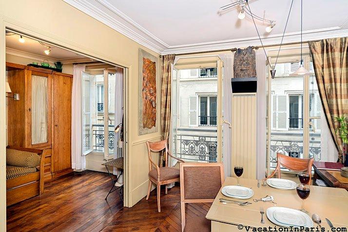 Island Twin II, Luxury Two Bedroom - ID# 191, vacation rental in Aubervilliers