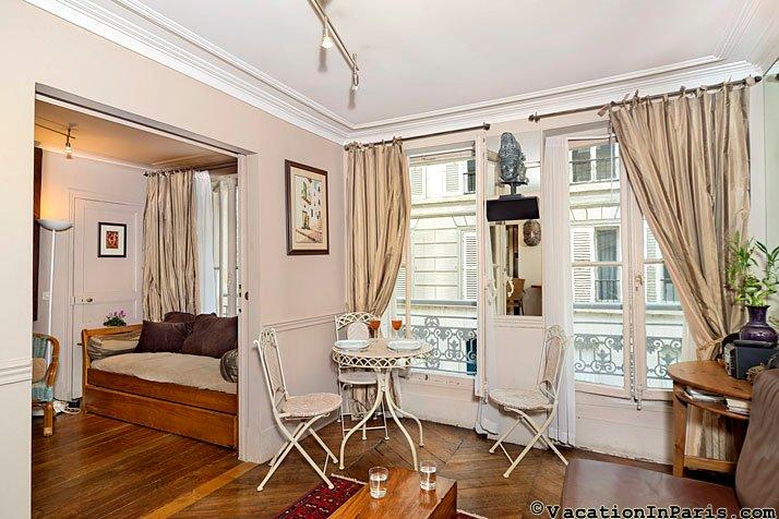 Island Twin I, Luxury Two Bedroom - ID# 190, vacation rental in Aubervilliers