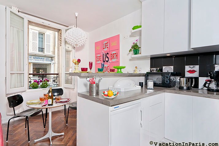 Authentic Montmartre Chic One Bedroom - ID# 258, holiday rental in Saint-Denis
