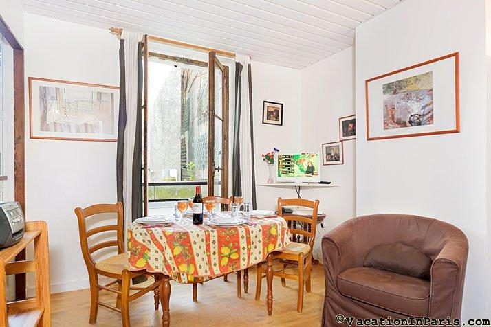 Classique One Bedroom - ID# 8, vacation rental in Aubervilliers