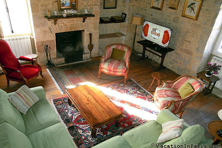 Stone Manor in Dordogne - ID# 356, holiday rental in Thenon