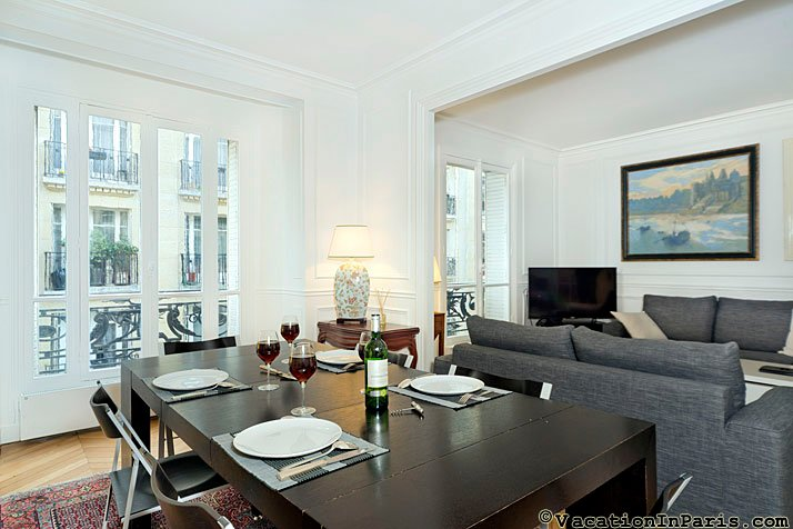 Daguerre Beau Chic Two Bedroom - ID# 348, vacation rental in Montrouge