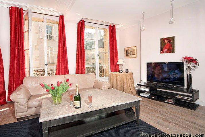 Splendid Heart of St. Germain Luxury One Bedroom - ID# 235, holiday rental in Saint-Denis