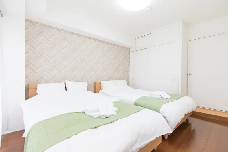 DGNMB401 Namba Dontonbori apartment #401 7ppl, holiday rental in Namba
