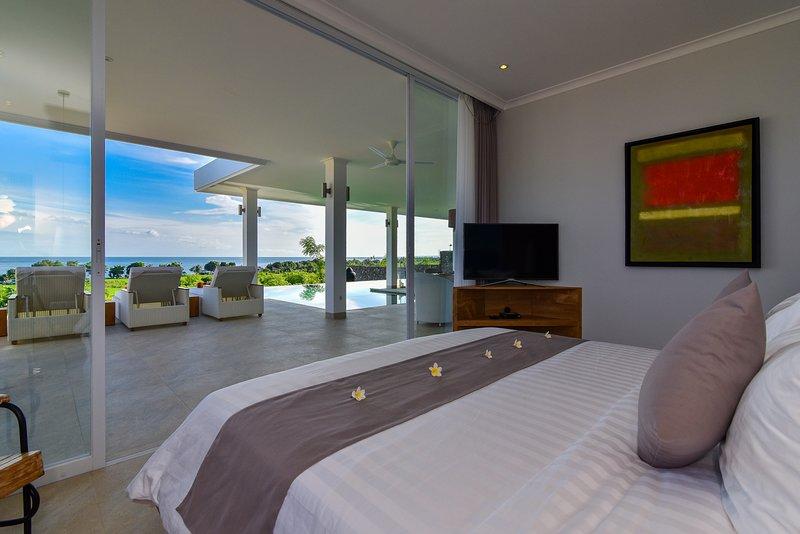 The View Villa - LUXURY 180° PANORAMIC VIEW VILLA, Ferienwohnung in Umeanyar