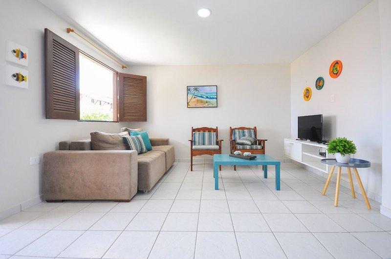 Merepe Residence - Apto 4 quartos no Centro de Porto (16), alquiler vacacional en Maracaipe