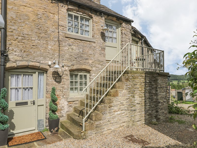 IN & OUT COTTAGE, romantic, character holiday cottage, with open fire in, location de vacances à East Witton