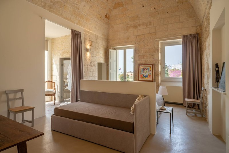 Lu Leccio, Principal Suite With View 5, casa vacanza a Conca Specchiulla