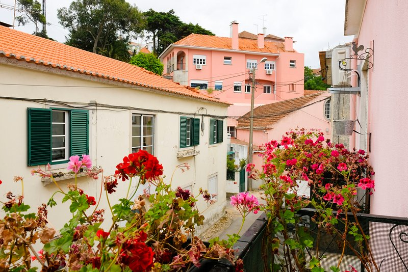 Idyllic apartment Sintra's train station, vacation rental in Sintra