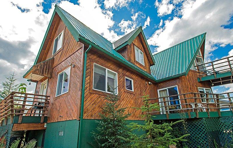 Ytterdörren och ytterrummet är Chinook Guest Room