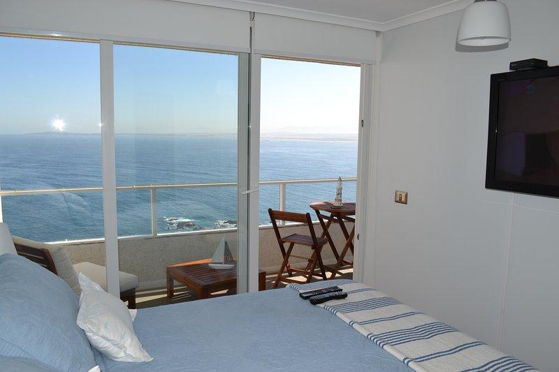 Vista al Mar, descanso soñado, holiday rental in Renaca