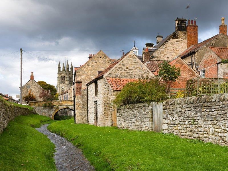 Take a walk around Helmsley