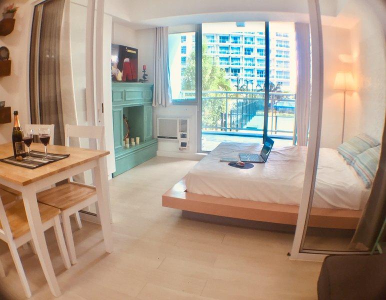 ❤️ MaldivesinManila Azure Urban Resort - 1 BR Near Airport ❤️, location de vacances à Santa Rosa