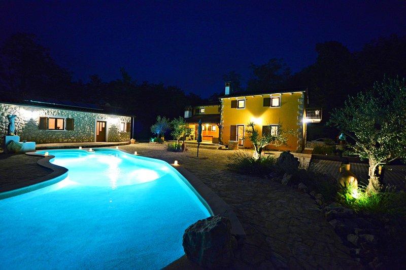 Ferienvilla Stephanie, holiday rental in Basko Polje
